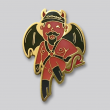 GAYPIN' Devil Daddy Lapel Pin