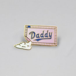 GAYPIN' Sugar Daddy Lapel Pin
