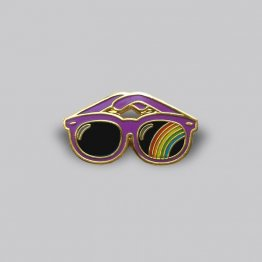 GAYPIN' Cool For The Summer Lapel Pin