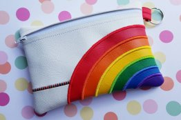 PrideOutlet's Exclusive Handmade Rainbow Bag